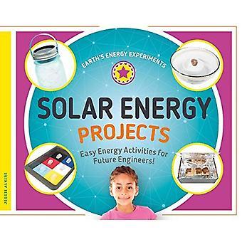 Projets d'énergie solaire: Énergie facile des activités pour les futurs ingénieurs! (Expériences de l'énergie de la terre)