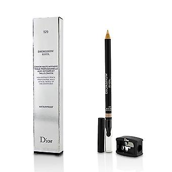 Christian Dior Diorshow lápiz Khol impermeable con sacapuntas - # 529 Beige Khol - 1.4g/0.04oz