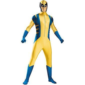 Wolverine Teen Costume