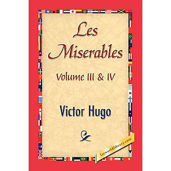 LES MISERABLES VOLUME III  IV by Hugo & Victor