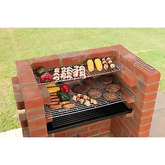 Black Knight Brick Barbecue - Starter Kit