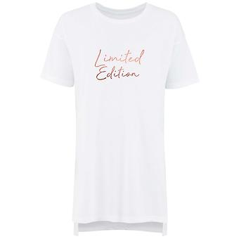 Limited Edition Ladies Nightie Slogan