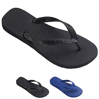 Unisex Kids Havaianas Top Summer Lightweight Sandals Rubber Flip Flops
