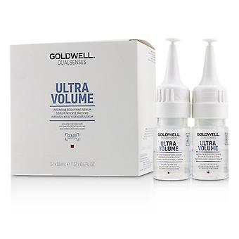 Goldwell Dual Senses ultra volume intensivo de Bodifying soro (volume para cabelos finos)-12x18ml/0.6 oz
