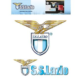 SS Lazio Official Wall Art Sticker (Pack of 2)