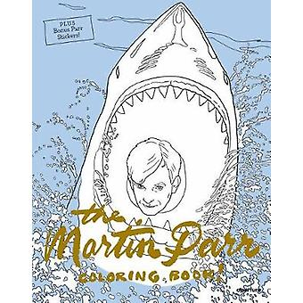 The Martin Parr Coloring Book! by Martin Parr - 9781597114257 Book