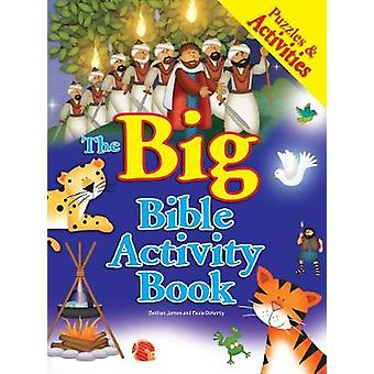 The Big Bible Activity Book by Jan Godfrey - 9781860249822 Book