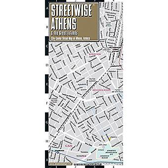 Streetwise Athens & the Greek Islands Map - Laminated City Center Str