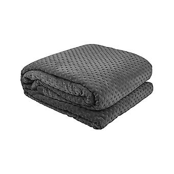 Bambury Chateau Blanket - Granite