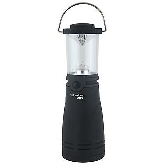 Yellowstone 4 LED Wind Up Camping Lantern with Lithium Battery