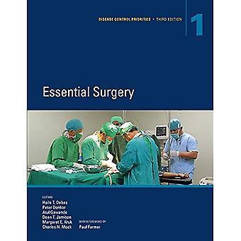 Ziekte controle prioriteiten, derde editie (Volume 1): Essentiële chirurgie