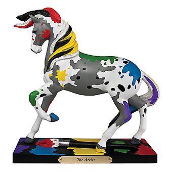 Gemalte Ponys Die Künstlerin Figuren