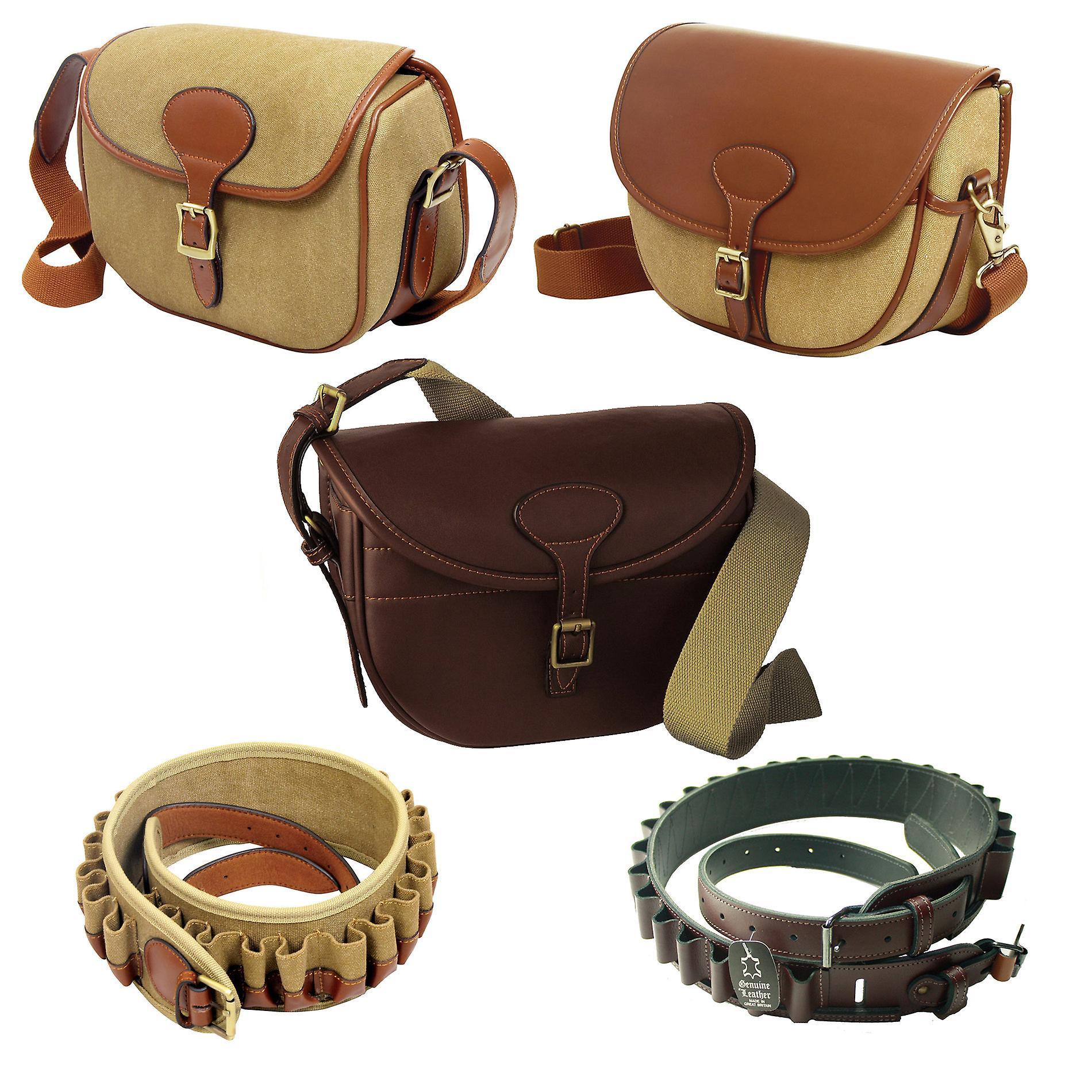 Guardian Heritage Cartridge bag and belt kit - various gauges and materials