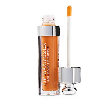 Christian Dior Dior dependent de buze Maximizer (hialuronic lip plumper)-# 004 Coral-6ml/0.2 oz