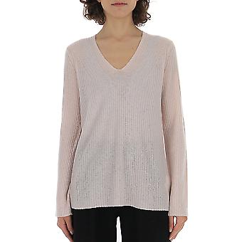 Vince V585378225281chf Women's Pink Wool Sweater