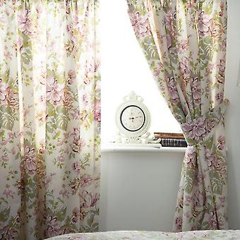 Belledorm Rose Boutique Lined Curtains