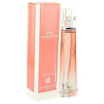 Very Irresistible L'eau En Rose By Givenchy Eau De Toilette Spray 1.7 Oz (women) V728-514201