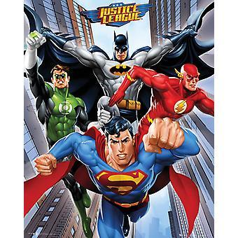 DC Comics Rise Mini Poster 40x50cm