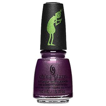 China Glaze The Grinch Limited-Edition Nail Polish Collection - You're A Mean One (84330) 14ml