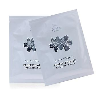 Perfect White Facial Sheet Mask - 3x25ml/0.8oz