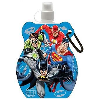Catena di chiavi per bottiglie d'acqua - DC Comics - Blue New Toys Licensed 45423