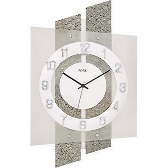 Horloge murale AMS 5536