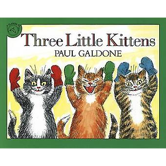 The Three Little Kittens by Galdone - 9780899197968 Book