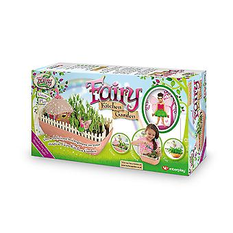 Fairy Kitchen Garden-dyrke din egen spiselig hage!