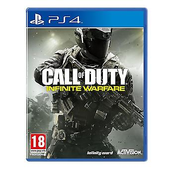 Call of Duty Warfare infinie PS4 jeu