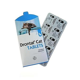 Drontal Allwormer Cats Refill - 4 Tabs