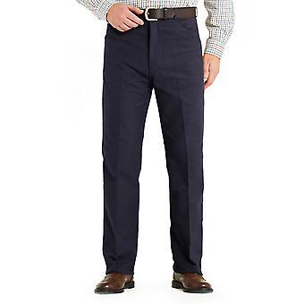 Chums Mens Moleskin Trouser Pants