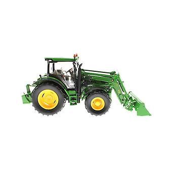 Wiking John Deere 6125 Tractor With Front Loader  1:32  7344