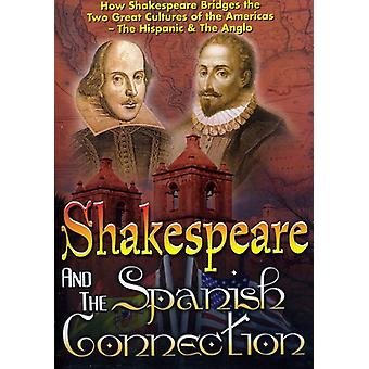 Shakespeare & the Spanish Connection [DVD] USA import