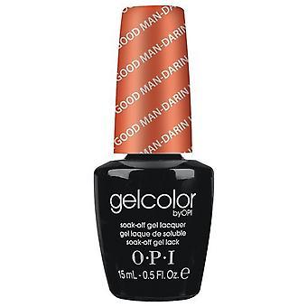 OPI GelColor Gel Color - Soak Off Gel Polish - A Good Man-daring Is Hard To Find 15ml (GC H47)
