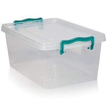 Hobby leven 8 liter multi plastic opbergdoos [platte Joker]