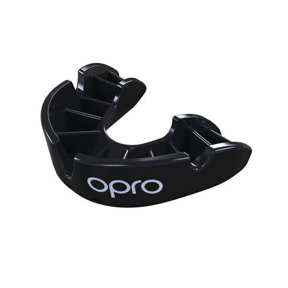 Opro Bronze Self Fit Adult (Age 10+) Boxing MMA Mouthguard Gumshield