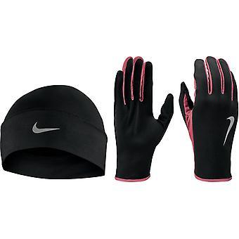 Nike Dri-Fit caps & hanske sett