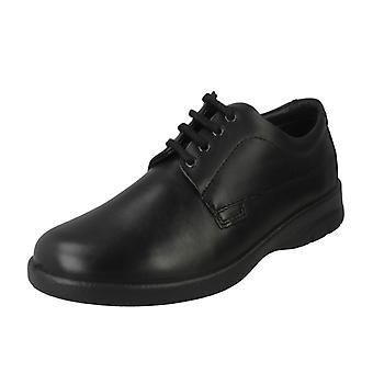 Mens Padders Dual fit Lace up schoenen Lunar