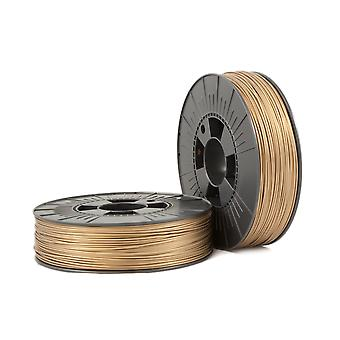 ABS-X 1,75mm bronze gold ca. RAL 1036 0,75kg - 3D Filament Supplies