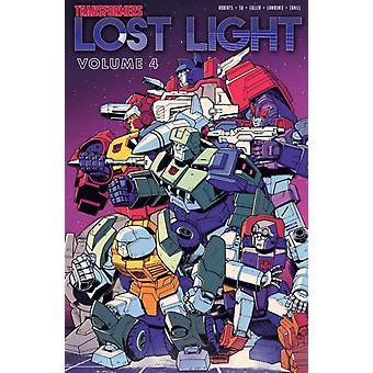 Transformers Lost Light Vol. 4 by James Roberts