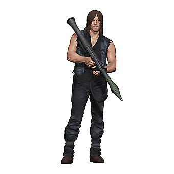 Daryl Dixon with Rocket Launcher 10 inch Poseable Figure from The Walking Dead