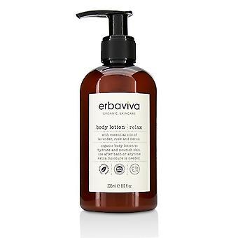 Erbaviva Relax Body Lotion 235ml/8oz