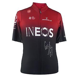 Geraint Thomas signiert Team Ineos 2019 Trikot