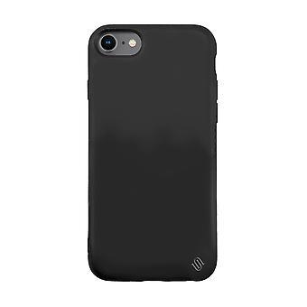 الايكولوجية ودية أسود iPhone SE / 8 / 7 / 6 حالة