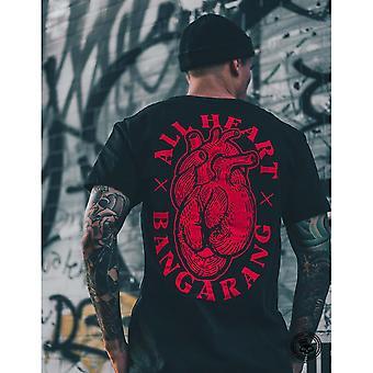 Bangarang All Heart 2.0 T-Shirt - Black