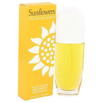 Sunflowers Eau De Toilette Spray Par Elizabeth Arden 401829 30 ml