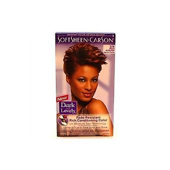 Softsheen Carson Dark & Lovely 374 Rich Auburn Color ( 2 Pack )