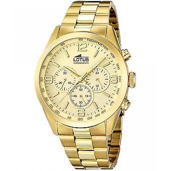 Lotus Watches Men's Watch Sport Minimalist Chronograph 18153/2