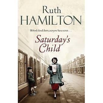 Lauantain lapsi Ruth Hamilton - 9780230757127 kirja
