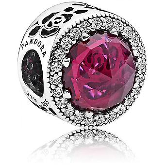 Charm Pandora Disney 792140NCC - Charm Disneys Rose Radieuse De Belle Femme